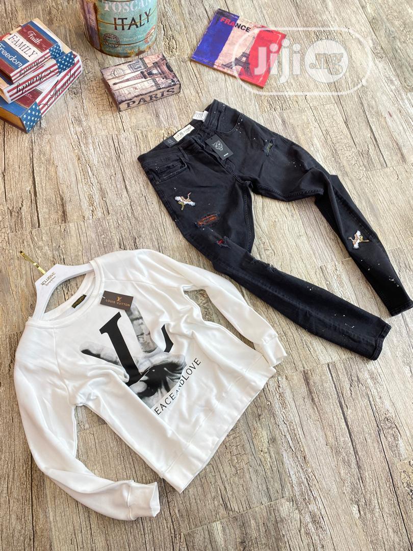 Luxury Clothing Selection