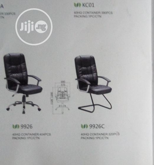 Brand New Imported Executive Leather Office Chair's / Quality Leather
