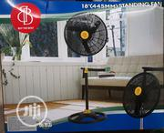 BB Standing Fan 18 Inches | Home Appliances for sale in Lagos State, Lagos Island