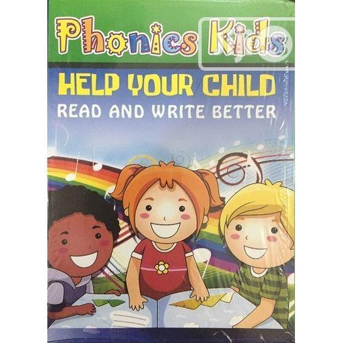 Phonics Kids- Help Your Child Read Better(FREE SHIPPING)
