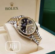 Rolex Wristwatch Available in Gold and Silver Order Yours Now | Watches for sale in Lagos State, Lagos Island