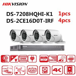 Hikvision 4CH DVR 1080P KIT Surveillance Video Recorder | Security & Surveillance for sale in Lagos State, Ikeja
