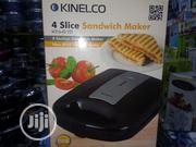 Kinelco 4 Slice Sandwich Maker | Kitchen Appliances for sale in Lagos State, Lagos Island