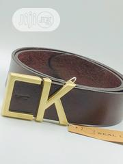 Leather Belt | Clothing Accessories for sale in Lagos State, Lagos Island