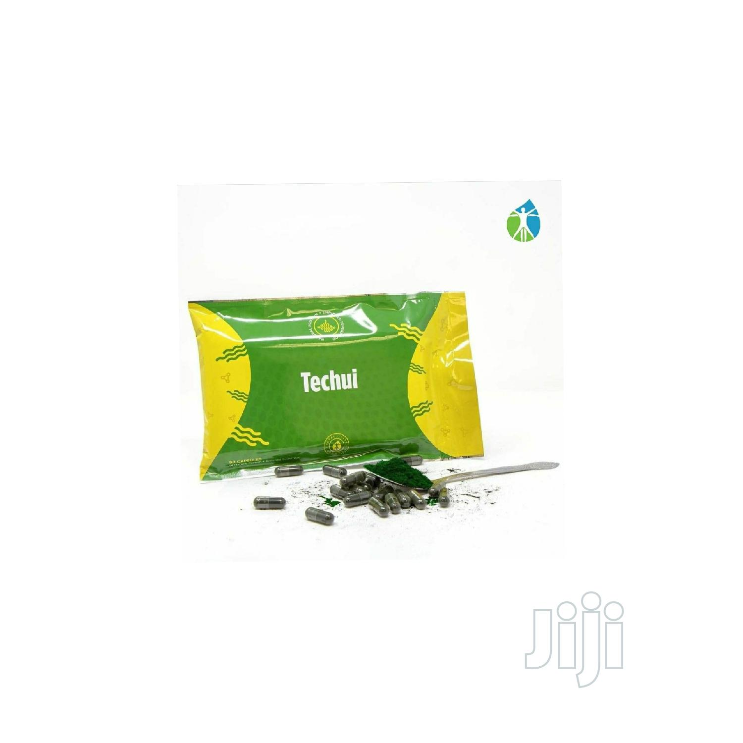 TECHUI (Natural Protein+Enriched Superfood) | Vitamins & Supplements for sale in Lekki Phase 1, Lagos State, Nigeria