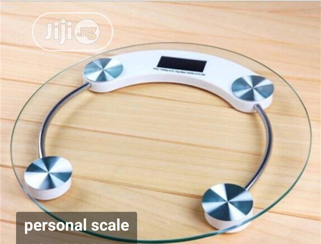 Personal Scale - Digital | Home Appliances for sale in Lagos Island (Eko), Lagos State, Nigeria