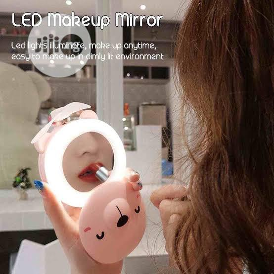 Mirror/LED Light /Mini Fan | Tools & Accessories for sale in Maryland, Lagos State, Nigeria