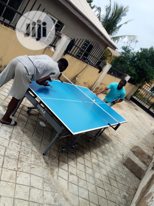 Joola Outdoor Table Tennis Board   Sports Equipment for sale in Ikeja, Lagos State, Nigeria
