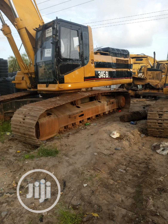 Good Excavator 345BL For Sale