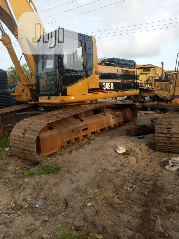 Good Excavator 345BL For Sale | Heavy Equipment for sale in Lagos Island (Eko), Lagos State, Nigeria