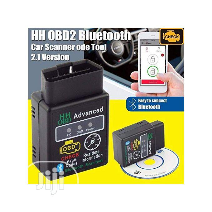 Car Auto Bluetooth Diagnostic Interface Scanner