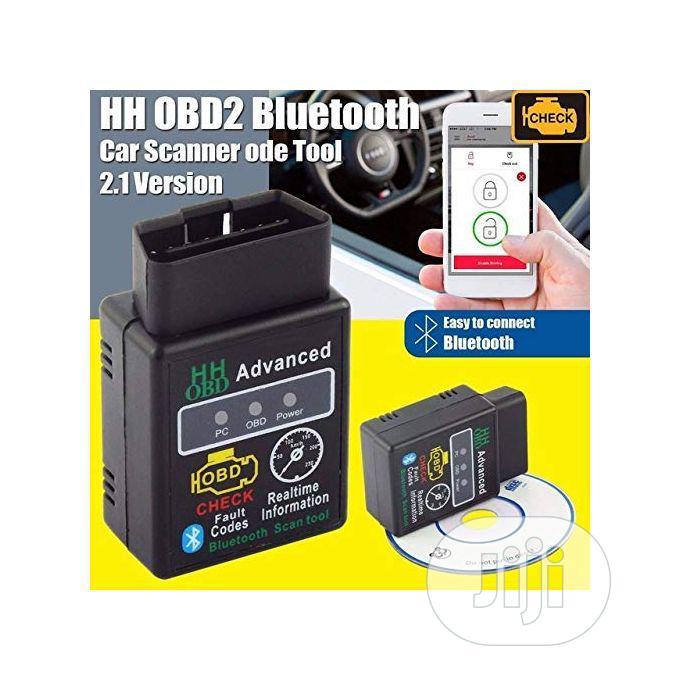 Car Auto Bluetooth Diagnostic Scanner
