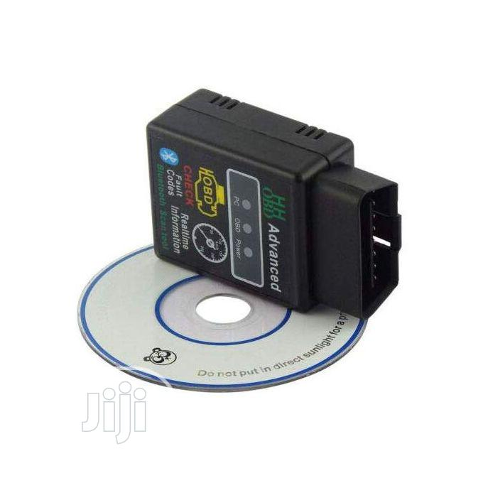 Car Auto Bluetooth Diagnostic Scanner | Vehicle Parts & Accessories for sale in Maryland, Lagos State, Nigeria