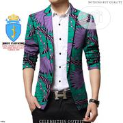 ANKARA BLAZERS (Free Facemask) | Clothing for sale in Lagos State, Victoria Island