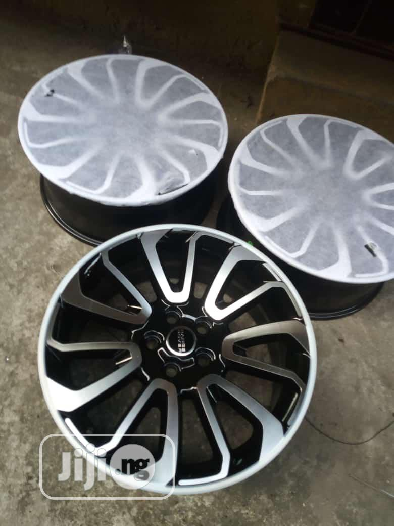 22 Inch Rim for RANGE Rover | Vehicle Parts & Accessories for sale in Ajah, Lagos State, Nigeria
