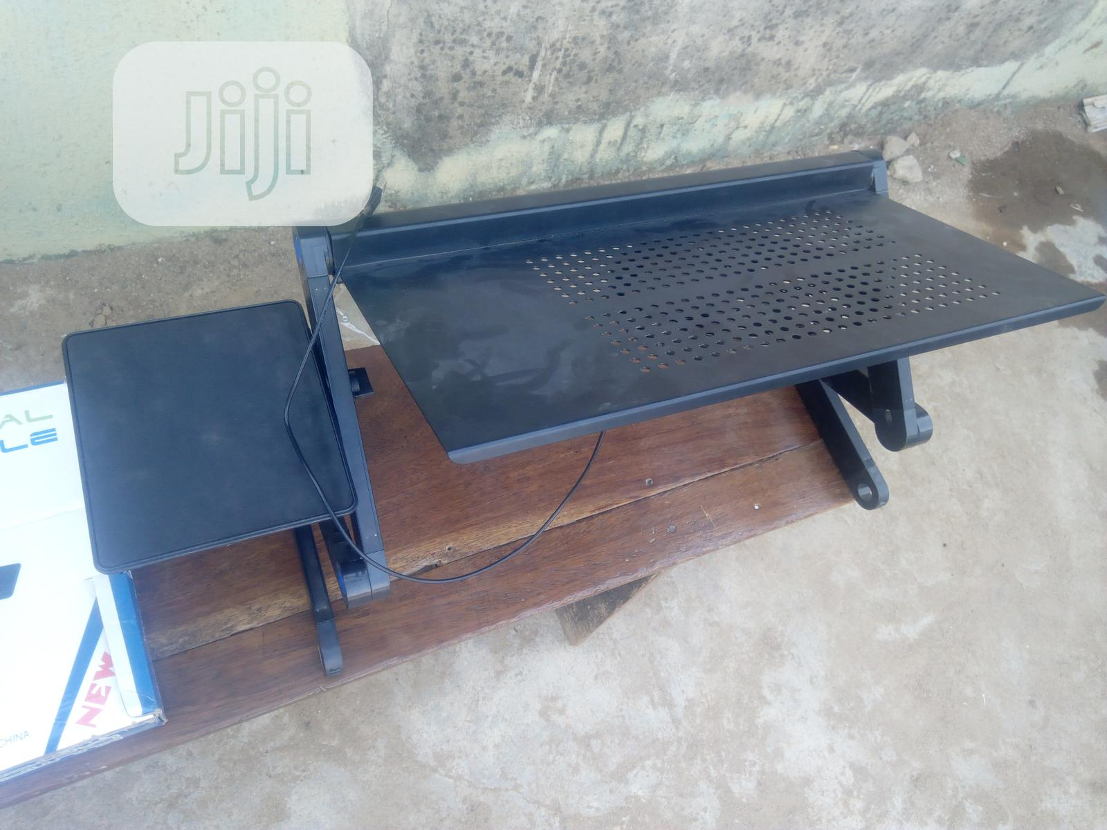 Laptop Table And Coolant | Computer Accessories  for sale in Ikorodu, Lagos State, Nigeria
