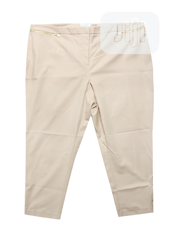 Plus Size Female Pant(Calvin Klein)