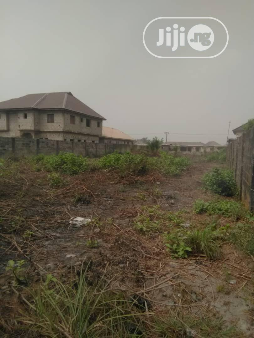 2 Plots of Dry Land for Sale at Gbetu, Awoyaya