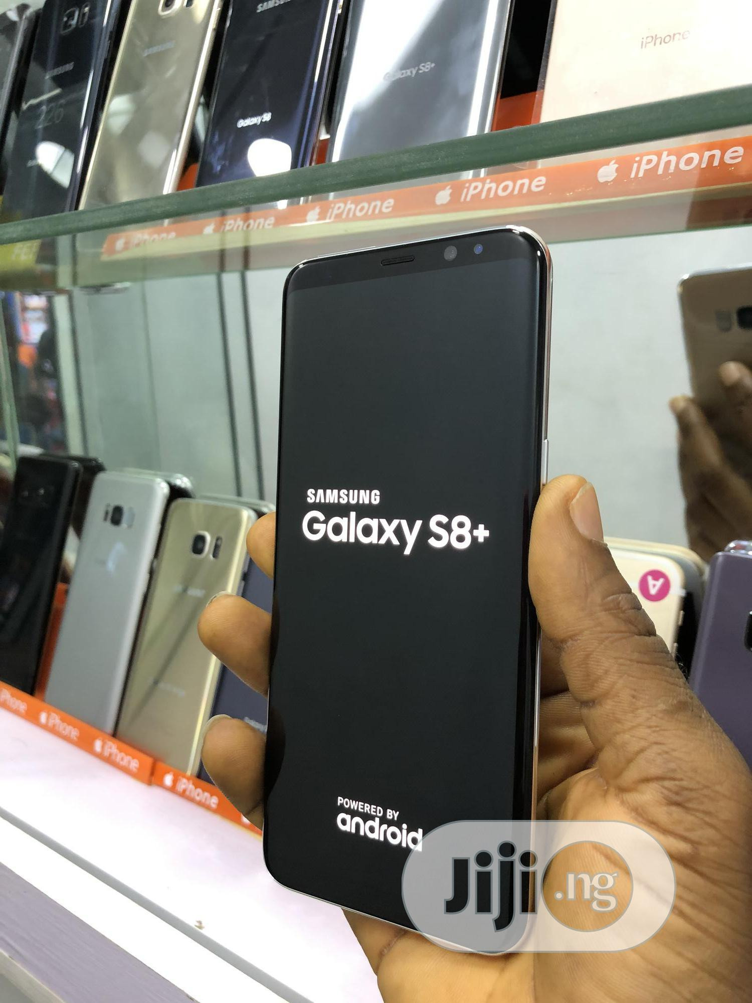Samsung Galaxy S8 Plus 64 GB Gold | Mobile Phones for sale in Ikeja, Lagos State, Nigeria