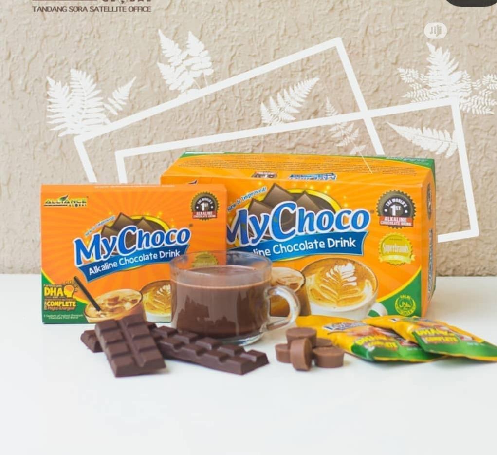 Archive: Mychoco Alkaline Chocolate Drink