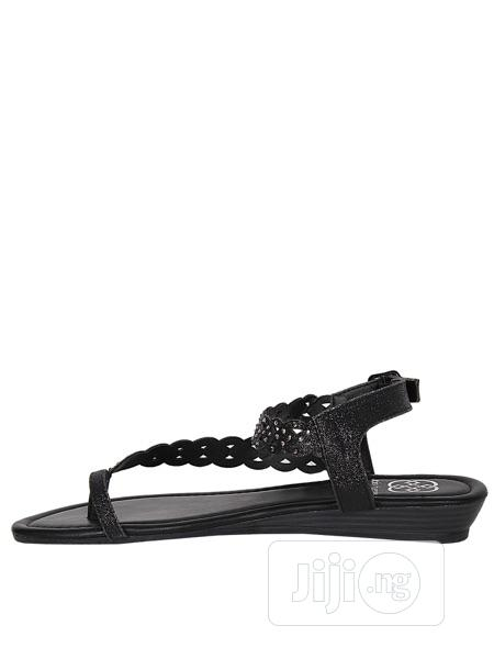Big Feet Female Sandals(Daisy Fuentes) | Shoes for sale in Ikeja, Lagos State, Nigeria