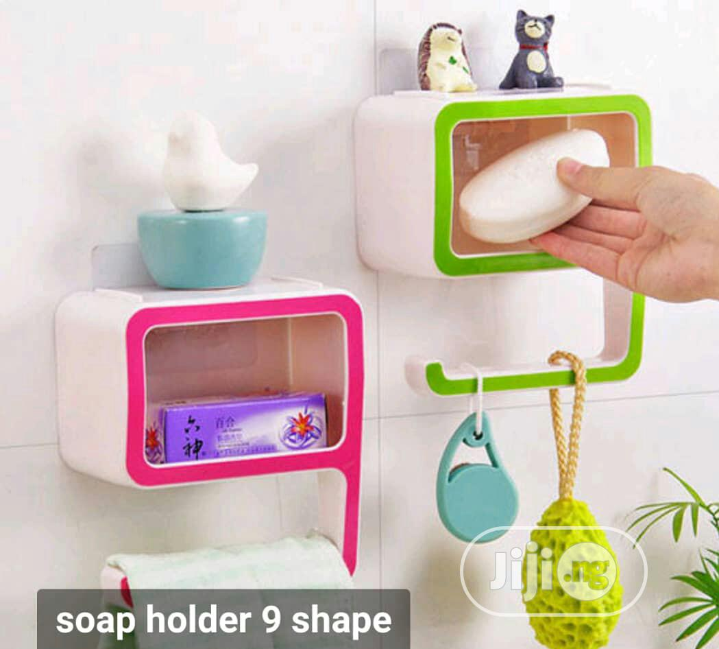 Soap Holder 9 Shape | Home Accessories for sale in Lagos Island, Lagos State, Nigeria