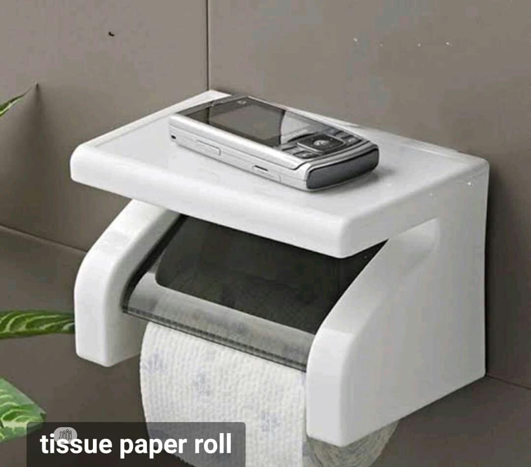 Tissue Paper Roll Holder | Home Accessories for sale in Lagos Island, Lagos State, Nigeria