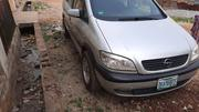 Opel Vectra 2002 Silver   Cars for sale in Abuja (FCT) State, Gudu