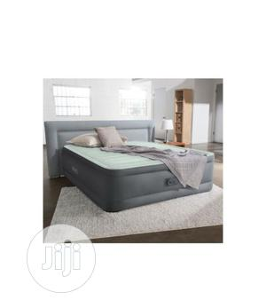 """Intex Queen Premaire I Airbed With Built-In Pump, 18"""" 