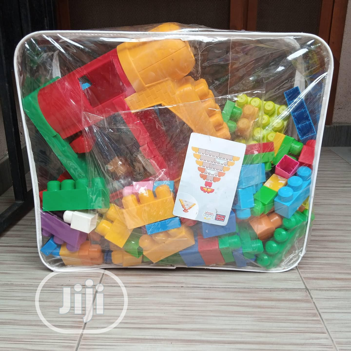 Tokunbo Castle Building Blocks | Toys for sale in Ikeja, Lagos State, Nigeria