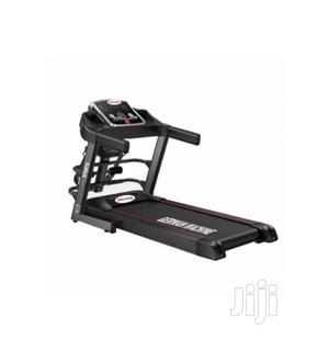German Machine 2.5hp Treadmill With Situp,Massager,Mp3, And Dumbbells   Sports Equipment for sale in Lagos State, Gbagada