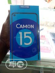 New Tecno Camon 15 64 GB Black | Mobile Phones for sale in Borno State, Maiduguri