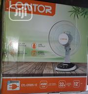 Lontor Table Fan | Home Appliances for sale in Lagos State, Lagos Island