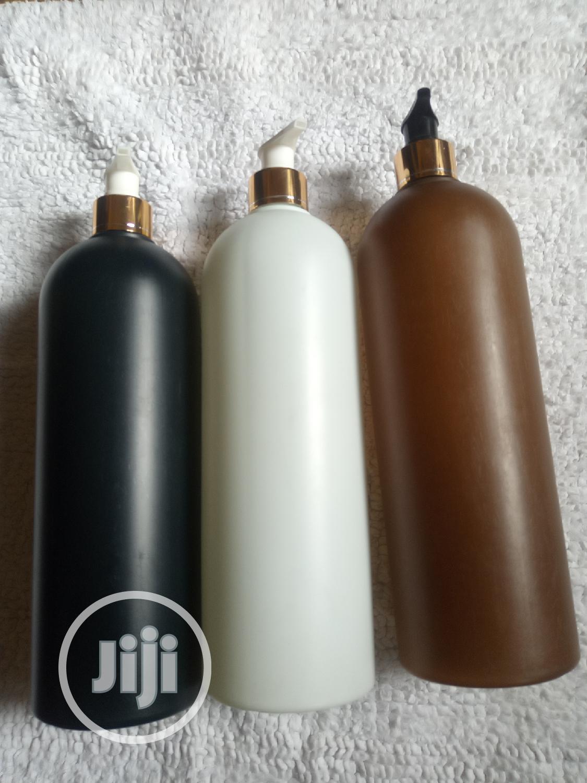 1 Litre Bottle For Shower Gel | Bath & Body for sale in Magodo, Lagos State, Nigeria