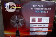 Sonik Japan Water Rechargeable Fan 18   Home Appliances for sale in Lagos State, Lagos Island
