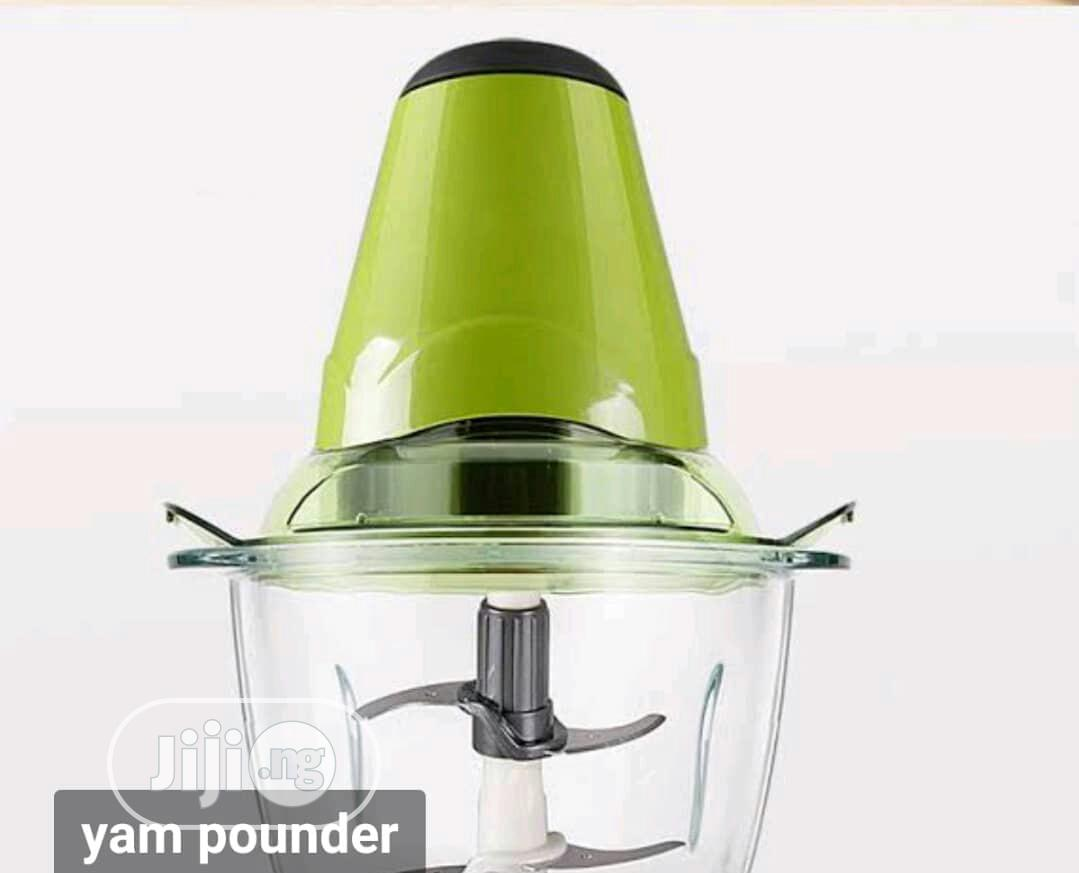 Yam Pounder