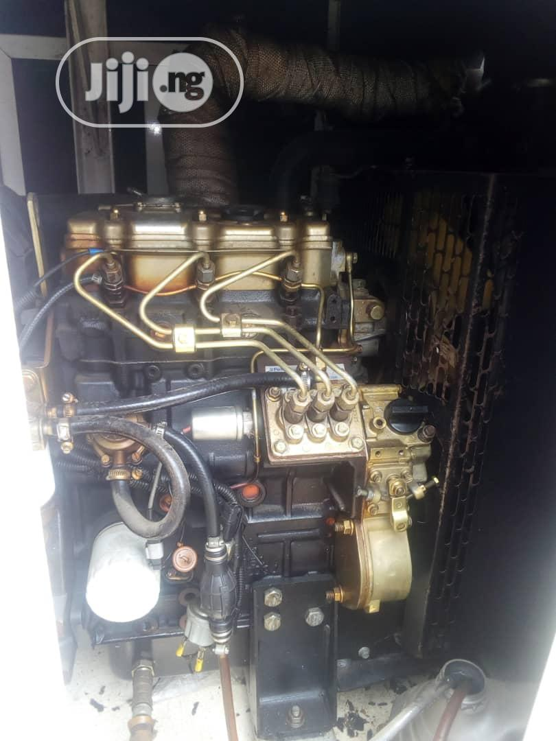 Archive: 15kva Perkins Soundproof Generator . Perfect Condition.
