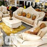 Quality Royal Sofa And Center Table | Furniture for sale in Lagos State, Ikoyi