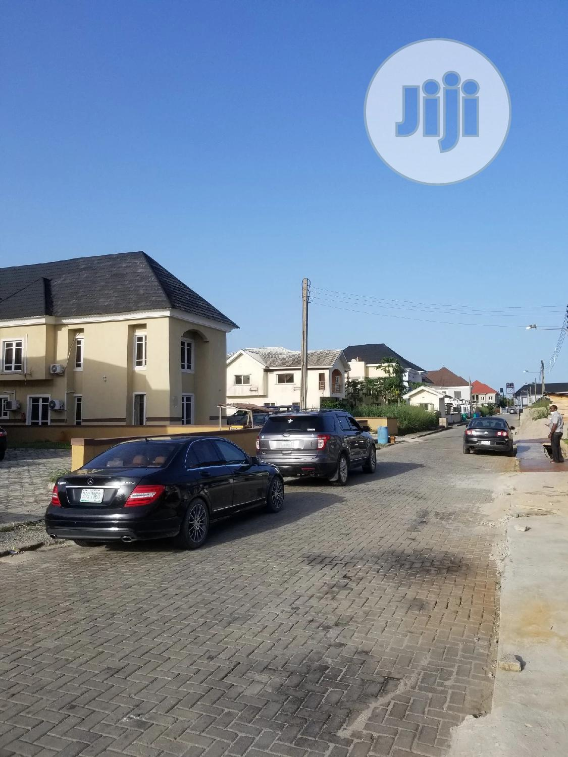Plots of Land for Sale in a Built Up Site Serviced Estate | Land & Plots For Sale for sale in Ajah, Lagos State, Nigeria