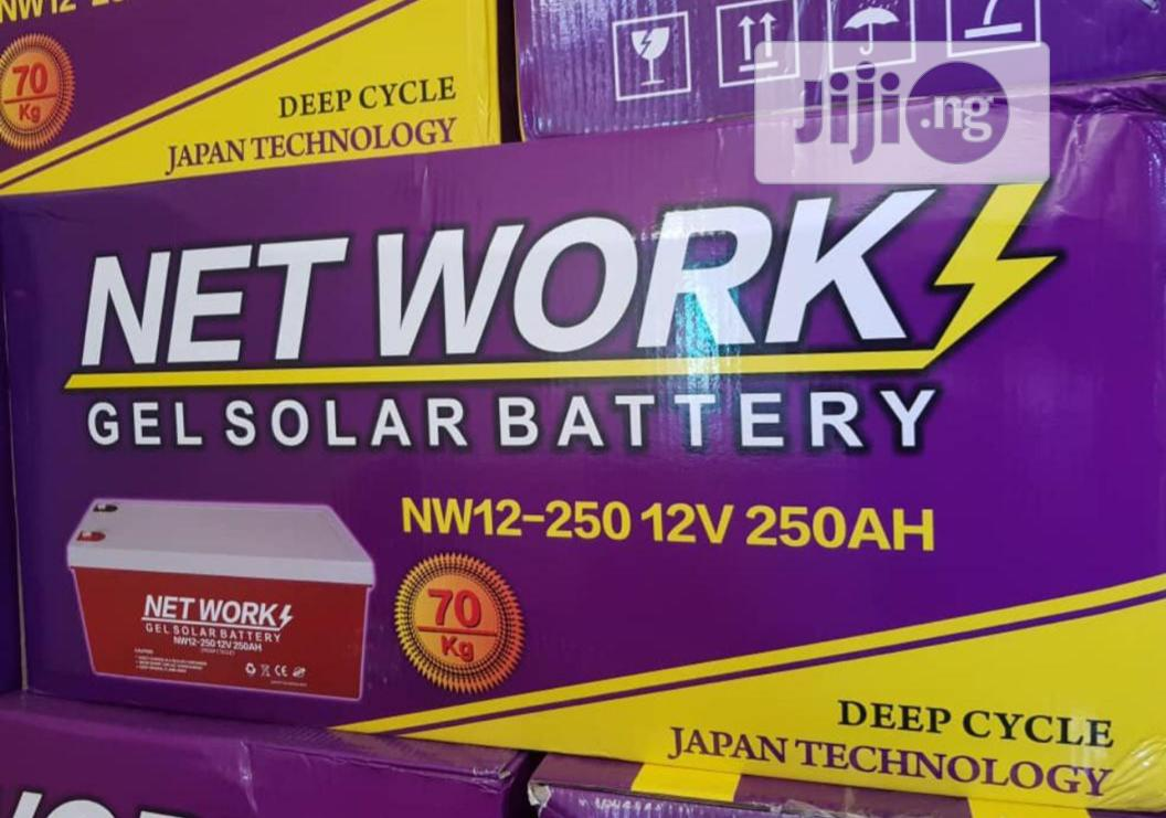 250ah 12volt Battery Network Battery Available