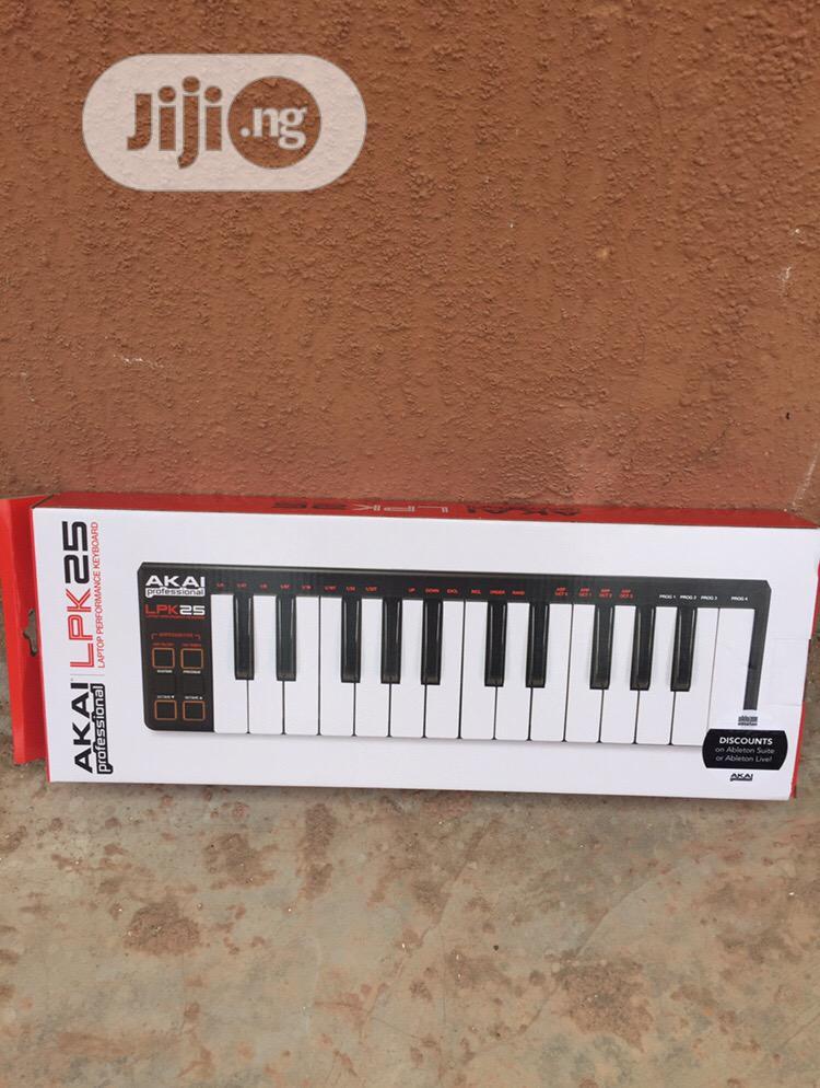 Akai LPK25 Studio Midi Keyboard   Musical Instruments & Gear for sale in Ojo, Lagos State, Nigeria