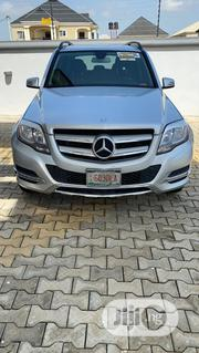Mercedes-Benz GLK-Class 2013 350 4MATIC Silver | Cars for sale in Lagos State, Ikeja