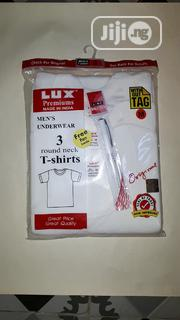 Lux Underwear For Men (Round Neck) | Clothing for sale in Lagos State, Mushin
