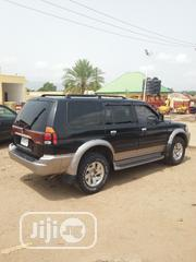 Mitsubishi Montero Sport 2001 Black | Cars for sale in Nasarawa State, Akwanga