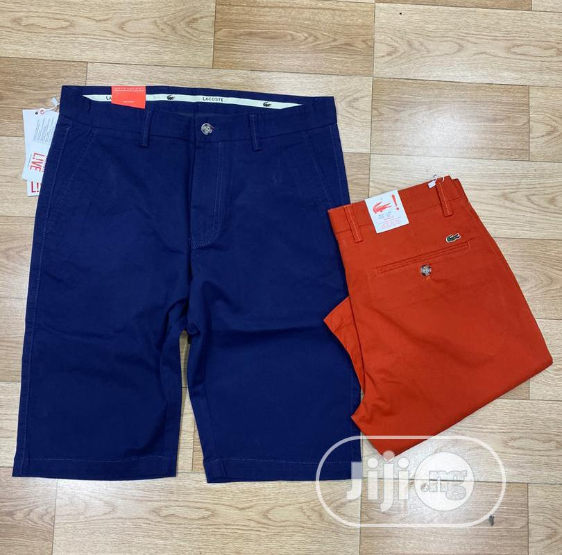Archive: Short Chinos Trousers
