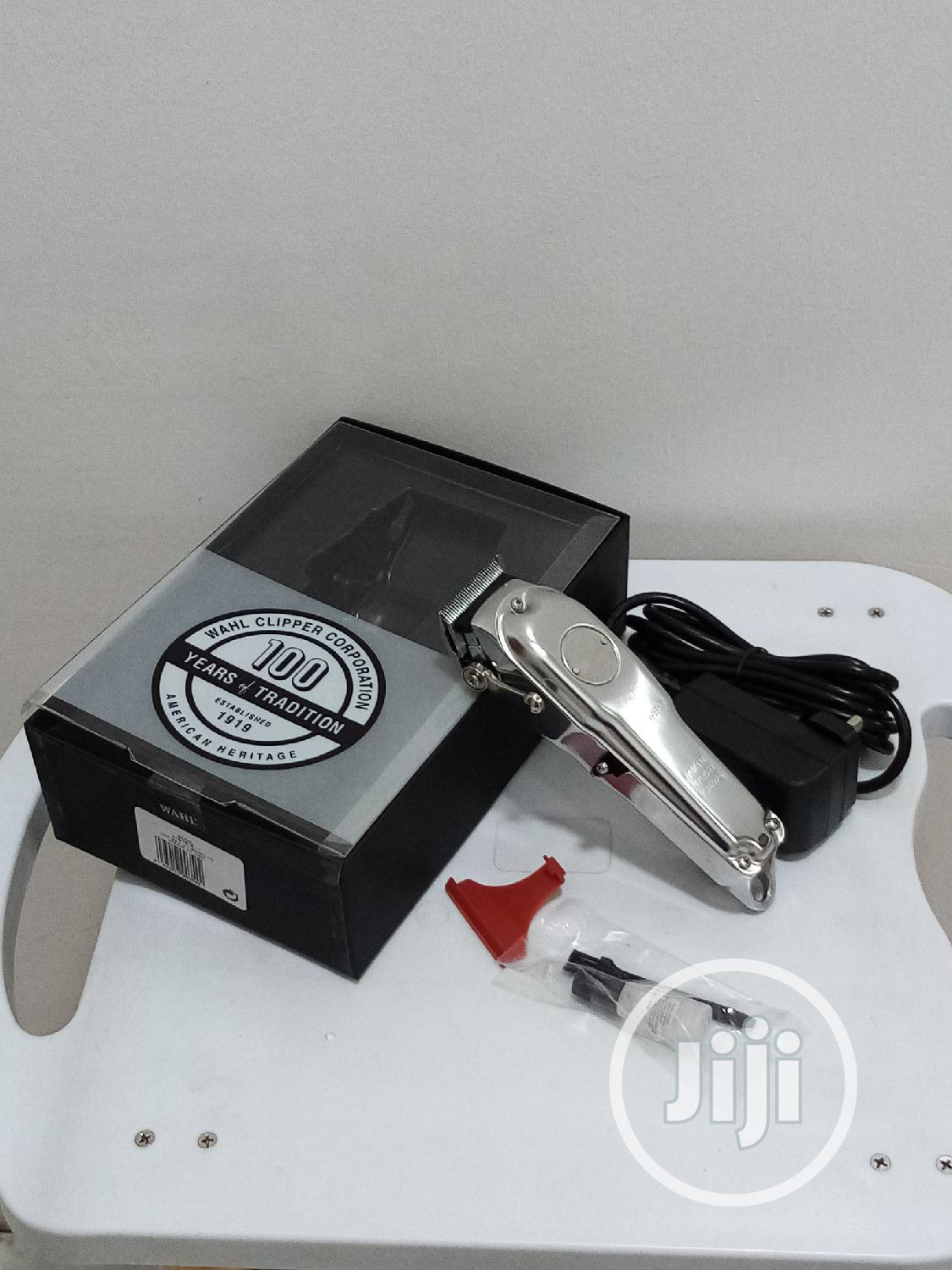 Professional Wahl Cordless Hair Clipper | Tools & Accessories for sale in Surulere, Lagos State, Nigeria