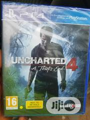 Ps4 CD Uncharted4 | Video Games for sale in Abuja (FCT) State, Wuse