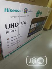 """Hisense 50"""" Netflix Smart Television With 2yrs Warranty. 