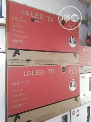 """LG 65"""" LED Television With 2yrs Warranty. 