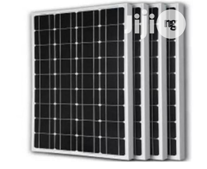 250watts Monocrystalline Solar Panel